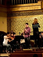 Yale Philharmonia, Woolsey Hall