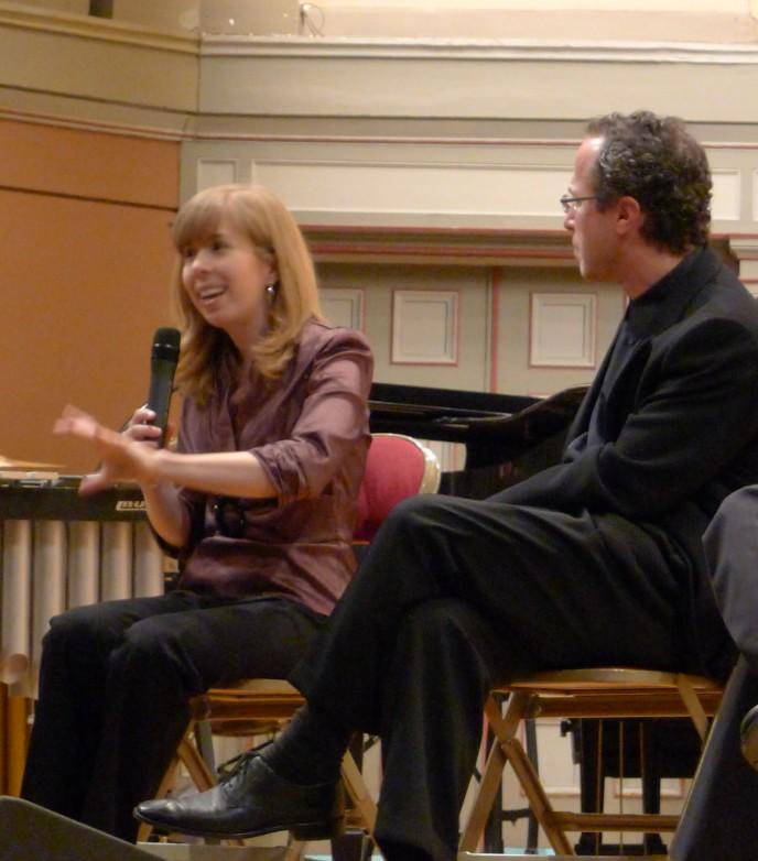 Kathryn Salfelder, David Alan Miller